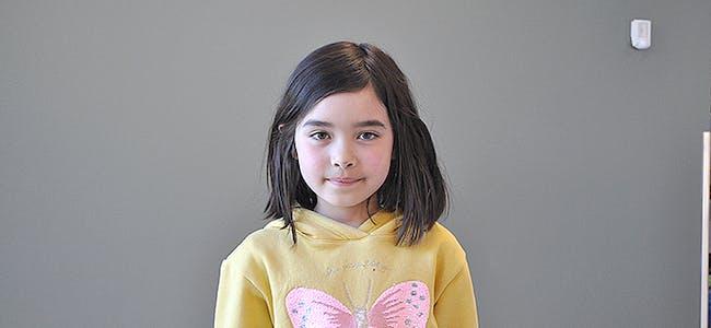 Barneprate Alice  Sauherad barne og ungdomsskule SFPO