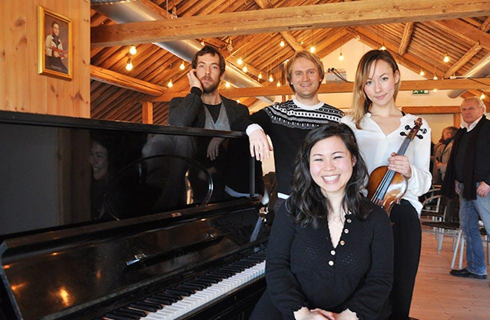 FÅR STØTTE. Norsjø kammermusikkfest er ein av dei lokale festivalane som får økonomisk støtte av Kulturrådet i 2021.