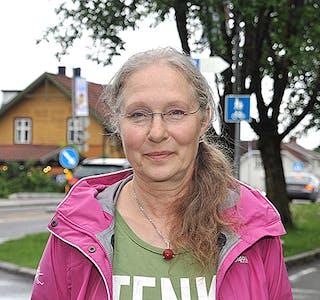 Ingebjørg Nordbø, MDG Midt-Telemark.