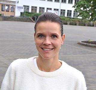 Val 2019 Siri Bichfeldt Dyrland Senterpartiet Sp ordførar in spe