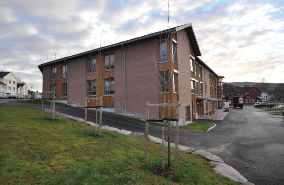 SKABB-UTBROT. Både tilsette og pasientar ved Bø sjukeheim (bilete) har blitt smitta av skabb.  Bø sjukeheim tilskot Husbanken budsjettbombe  ny sjukeheim
