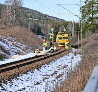 210408 Lesarbilete Bane Nor jernbanearbeid ved Gvarv 180321 3127[27]