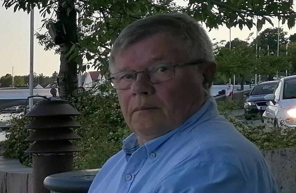 Torstein Børte meiner at det er bra å utvide bustadfeltet i Breisås.