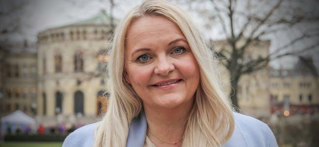 Åslaug Sem Jacobsen (SP), stortingsrepresentant frå Telemark.