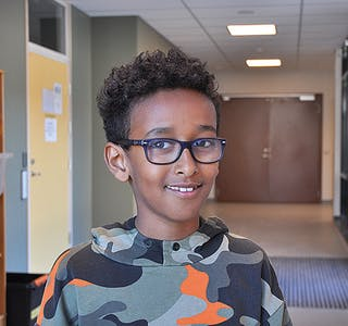 Barnepraten Yonatan  Sauherad barne- og ungdomsskule SFO