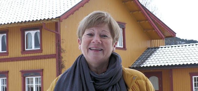 Jorid Vale, museumsstyrar ved Evju bygdetun i Midt-Telemark