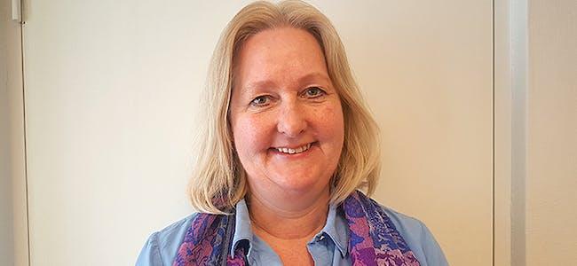 Anne Grethe Evju, vernepleier og ansatt i kommunal psykisk helsetjeneste og kommunestyrerepresentant for Senterpartiet i Midt-Telemark kommune.