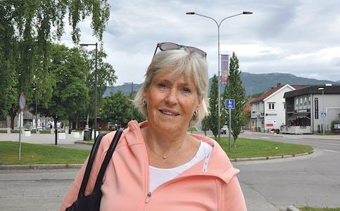 Framsnakkar Ruth Steinstad