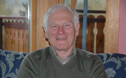 KÅNN I MIDT-TELEMARK. Einar Fagerås (72) frå Bø.