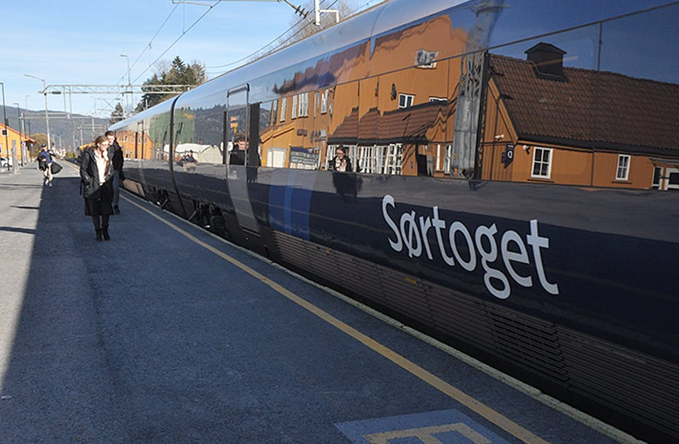 Bø stasjon Sørlandsbanen Go Ahead