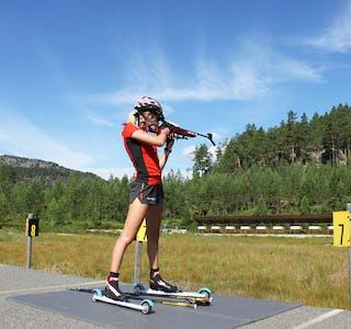 Mari Haugenes Elvestad er plukket ut til toppidrettsprogram
