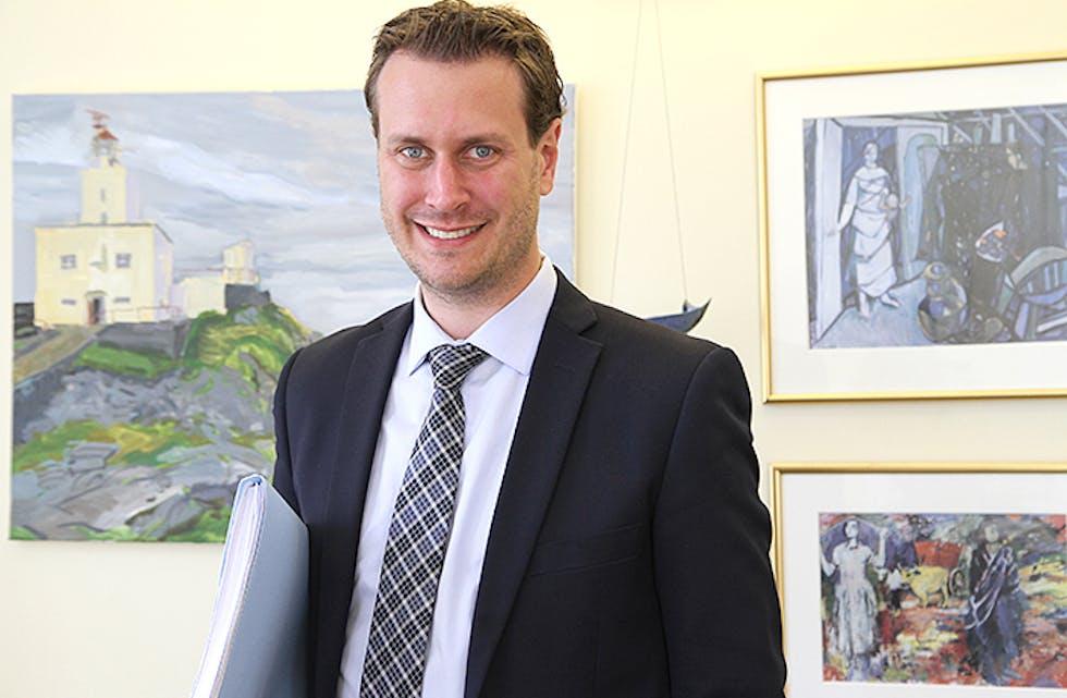 Helge Andre Njåstad, Fremskrittspartiet