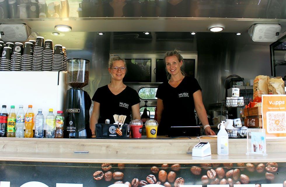 Husly food truck på beverøya