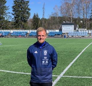 HAR PLASS TIL MANGE DELTAKARAR: – Jo fleire, desto betre, seier fotballskulesjef, Øystein Sele.