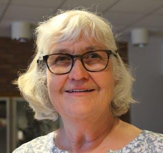 VALENQUETE: Ingrid Østerdal
