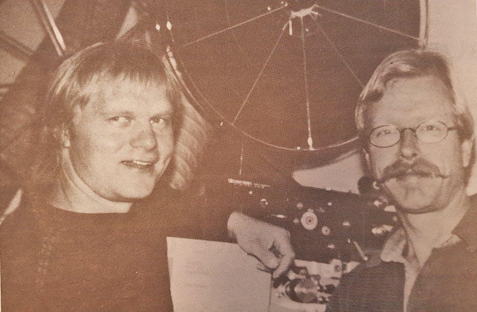 210909 Bø blad for 25 år sidan :Bø kino