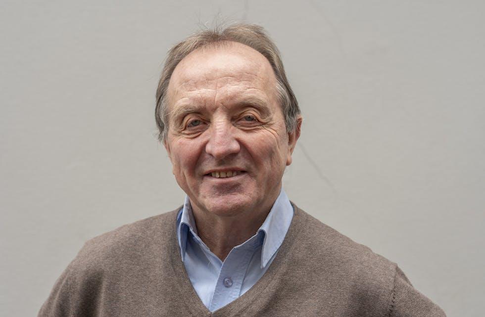 Roy Pedersen, leiar i Nei til EU.