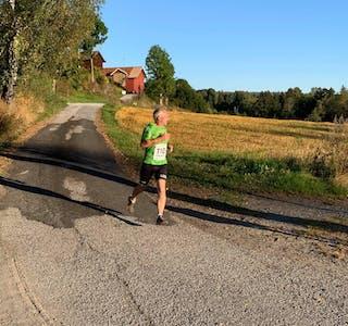 BERGAN-RUNDEN: Espen Lunde kom inn på tida 20.03.