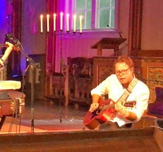 GG 210916 GG kyrkjekonsert