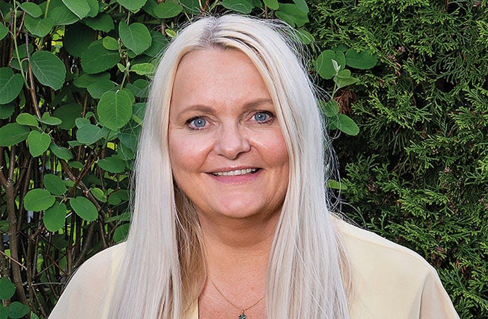 SLUTT MED MOMS PÅ DUGNAD: Åslaug Sem-Jacobsen meiner det er på tide med ein ny politikk på dette feltet.
