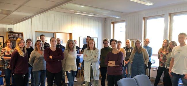 Lærarar Bø skule